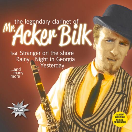 The legendary clarinet ... CD