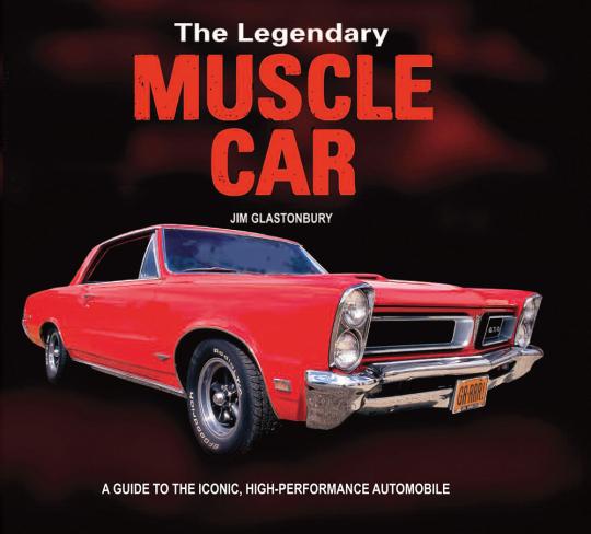 The Legendary Muscle Car. Ein Leitfaden für das legendäre Hochleistungs-Auto.