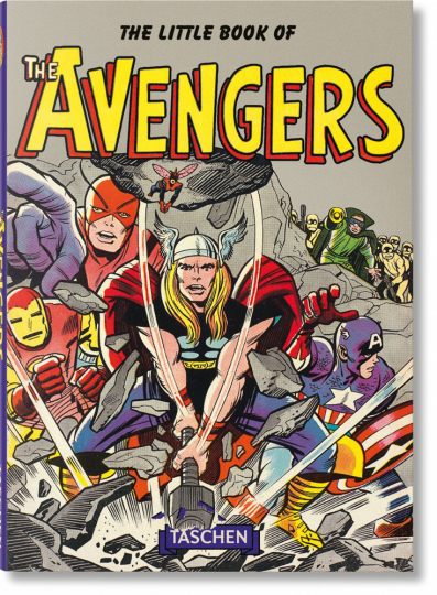 The Little Book of Avengers.