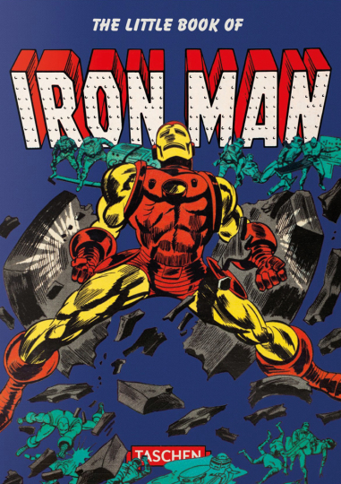 The Little Book of Iron Man.