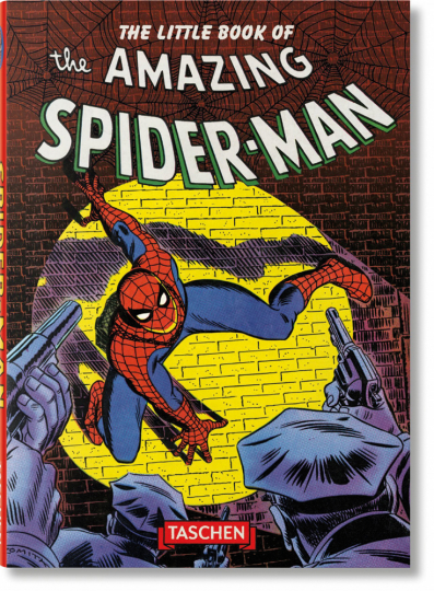 The Little Book of the Amazing Spider-Man.