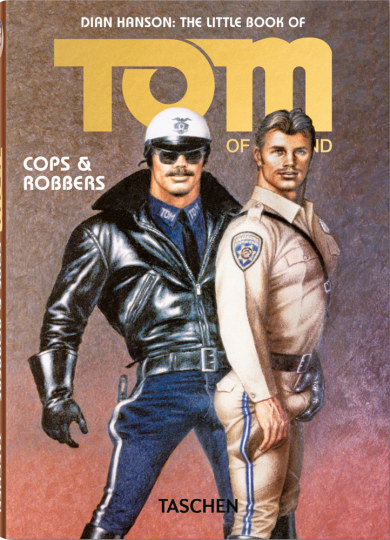 The Little Book of Tom of Finland: Cops & Robbers.