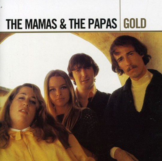The Mamas & The Papas. Gold: Definitive Collection. 2 CDs.