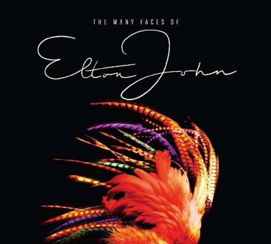The Many Faces Of Elton John. 3 CDs.