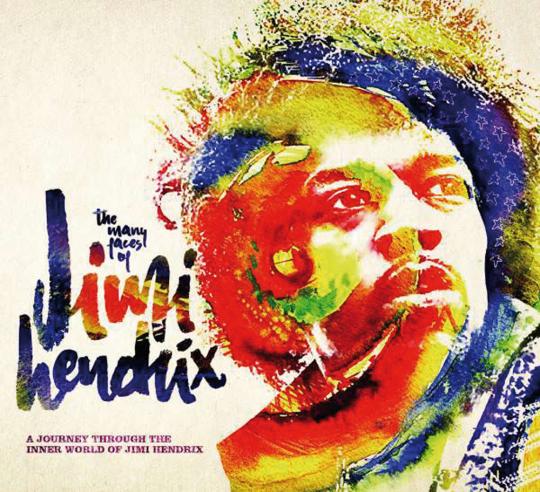 The Many Faces of Jimi Hendrix. 3 CDs.