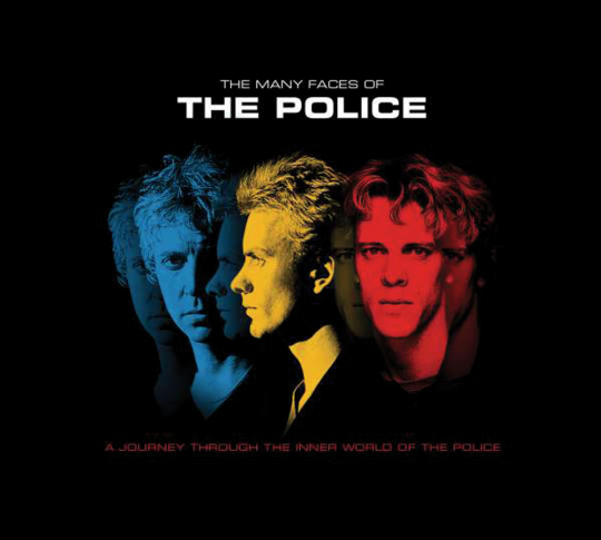 The Many Faces of The Police. 3 CDs.