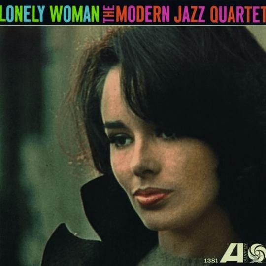 The Modern Jazz Quartet. Lonely Woman. CD.