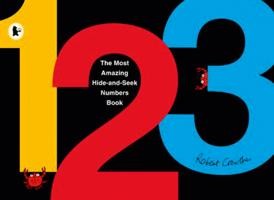 The Most Amazing Hide-and-Seek Numbers Book.