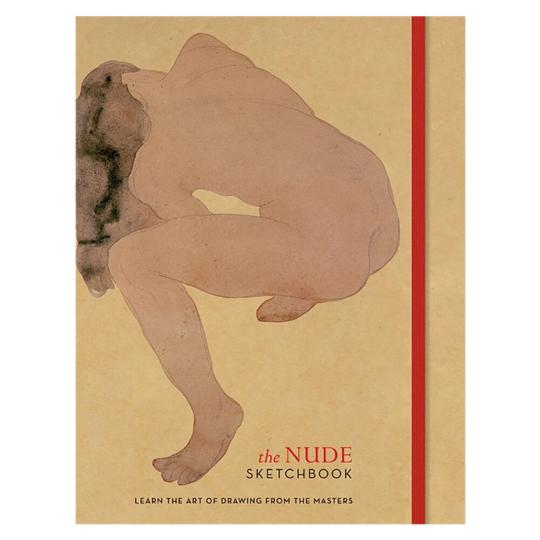 The Nude Sketchbook. Kunst des Zeichnens von den Meistern lernen.