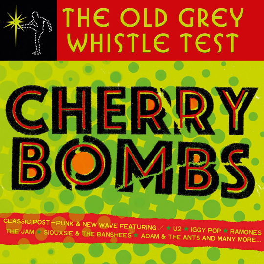 The Old Grey Whistle Test: Cherry Bombs. 3 CDs.