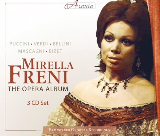 The Opera Album 3 CDs