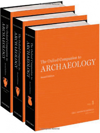 The Oxford Companion to Archaeology.