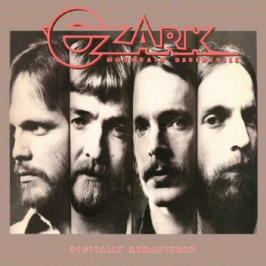 The Ozark Mountain Daredevils. Ozark Mountain Daredevils. CD.