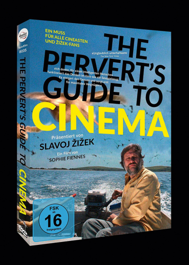 The Pervert's Guide to Cinema (OmU). DVD.