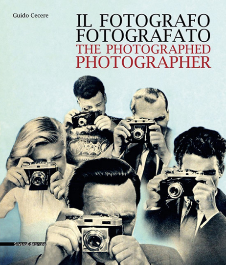 The Photographed Photographer. Der fotografierte Fotograf.