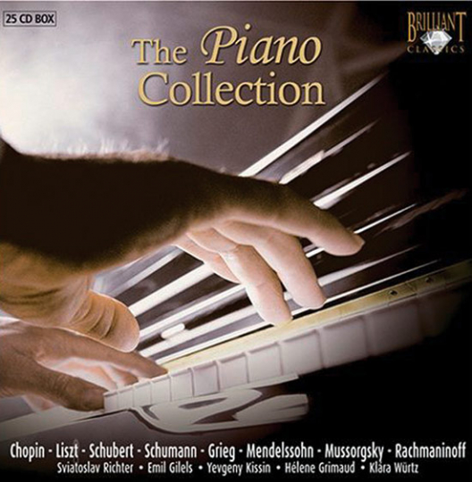 The Piano Collection,