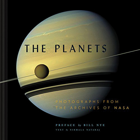 The Planets. Photographs from the Archives of NASA. Die Planeten. Fotografien aus dem Archiv der NASA.