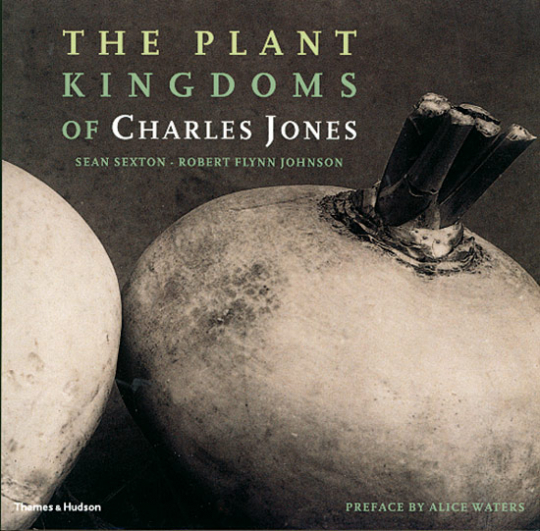 The Plant Kingdoms of Charles Jones