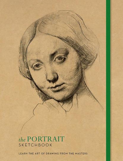 The Portrait Sketchbook. Kunst des Zeichnens von den Meistern lernen.