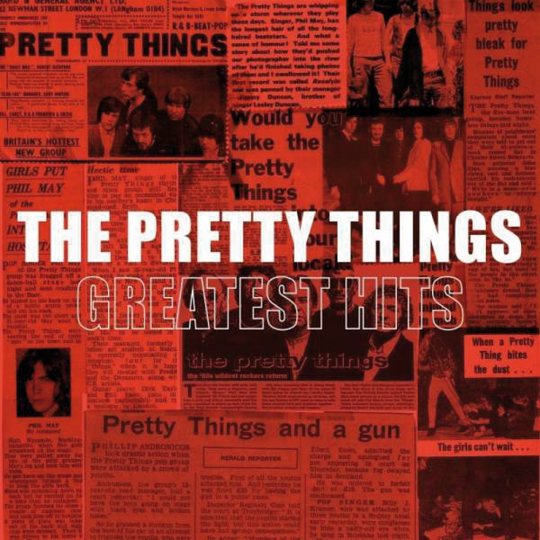 The Pretty Things. Greatest Hits. Deluxe-Edition. 2 LPs.