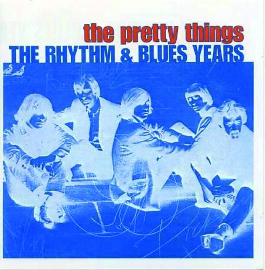 The Pretty Things. The Rhythm & Blues Years. 2 CDs.