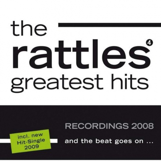 The Rattles. Greatest Hits. CD.