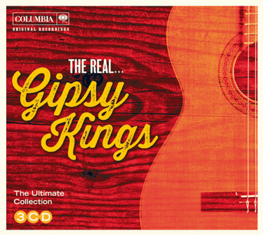 The Real Gipsy Kings 3 CDs