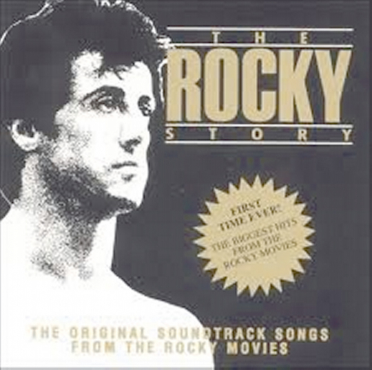 The Rocky Story CD Soundtracks der Rocky Filme
