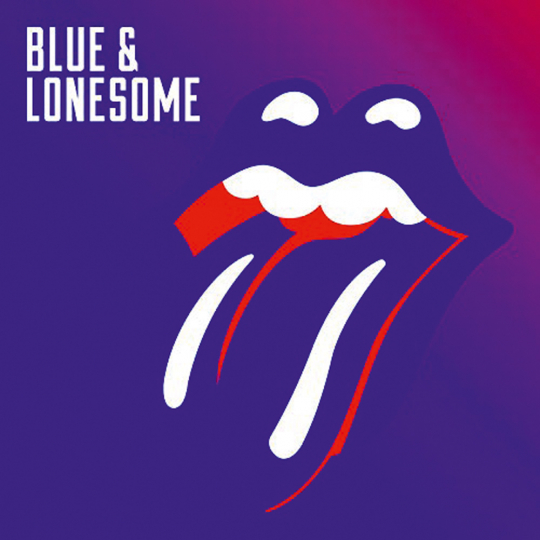 The Rolling Stones. Blue & Lonesome. CD.