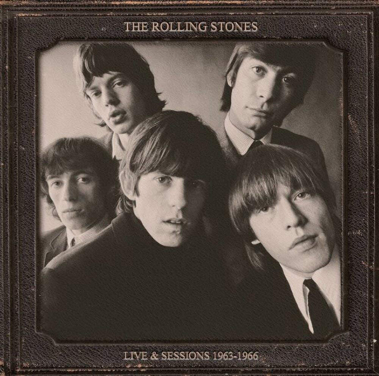 The Rolling Stones. Live & Sessions 1963-1966. 6 CDs.