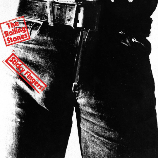 The Rolling Stones. Sticky Fingers (2009 Remastered). CD.