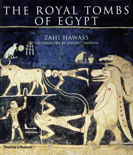 The Royal Tombs of Egypt.