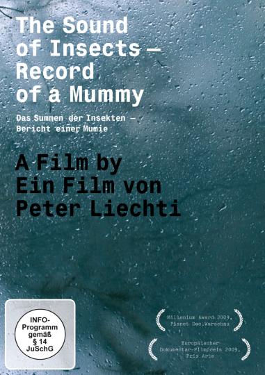 The Sound of Insects (Das Summen der Insekten - Bericht einer Mumie). DVD.