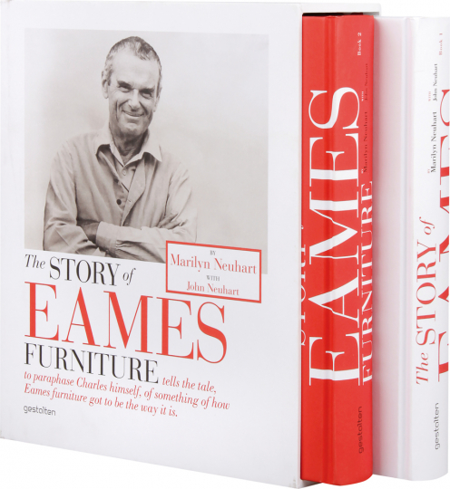The Story of Eames Furniture. 2 Bände.