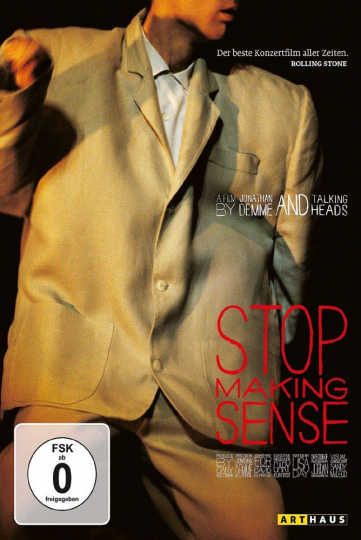 The Talking Heads: Stop Making Sense (OmU). DVD.
