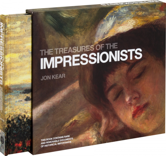The Treasures of the Impressionists.