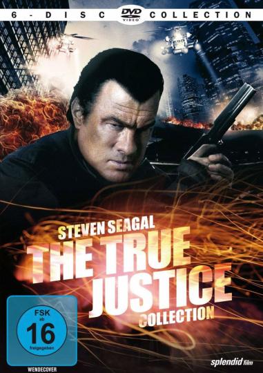 The True Justice auf 6 DVDs