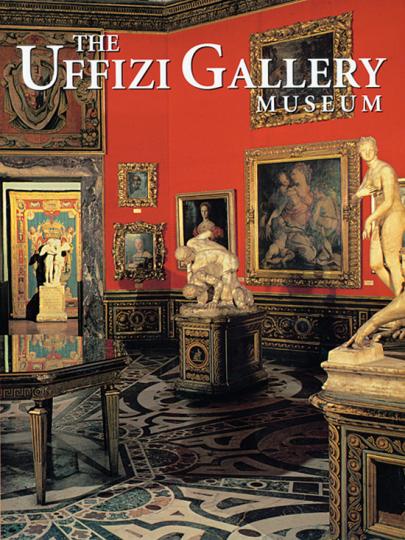 The Uffizi Gallery Museum.