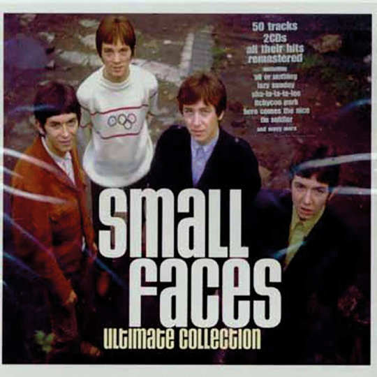 Small Faces. The Ultimate Collection. 2 CDs.