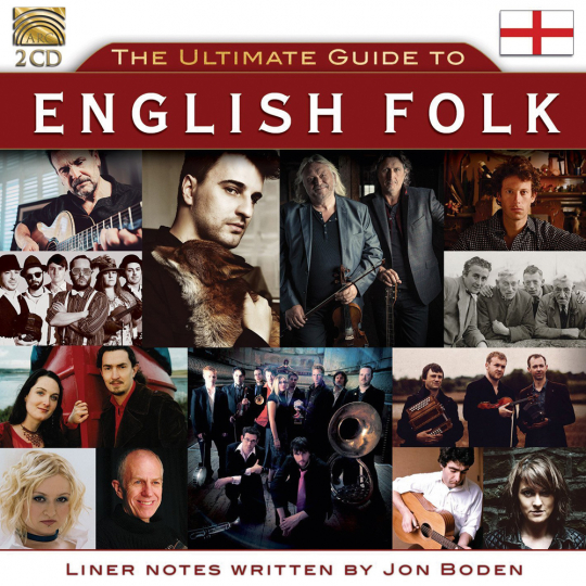 The Ultimate Guide To English Folk. 2 CDs.