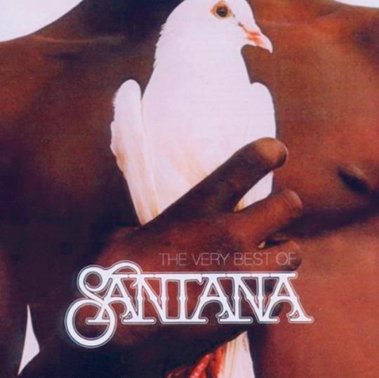 The very best of Santana CD