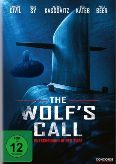 The Wolf's Call - Entscheidung in der Tiefe. DVD.