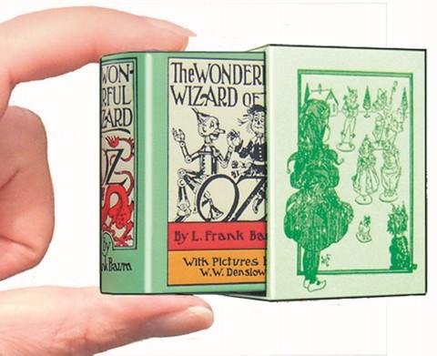 The wonderful Wizard of Oz - Leder-Mini-Ausgabe