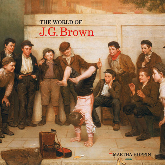 The World of J.G. Brown.