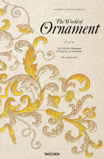 The World of Ornament. Die Welt der Ornamente.