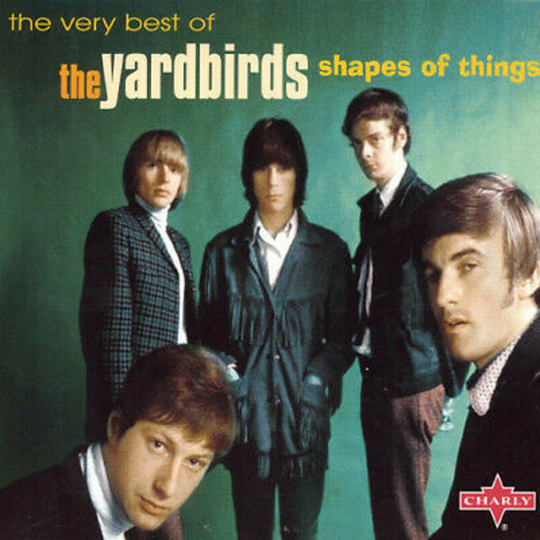 The Yardbirds. Shapes of Things - The Best of. CD.