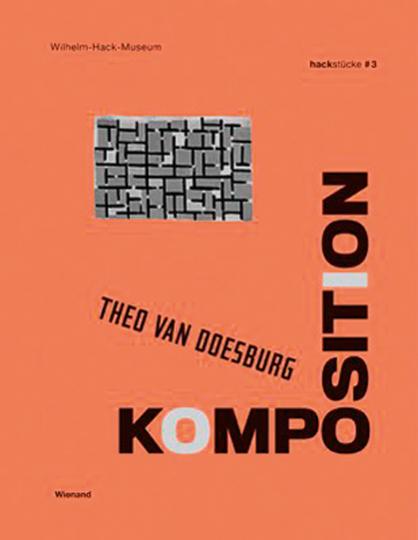 Theo van Doesburg. Komposition.