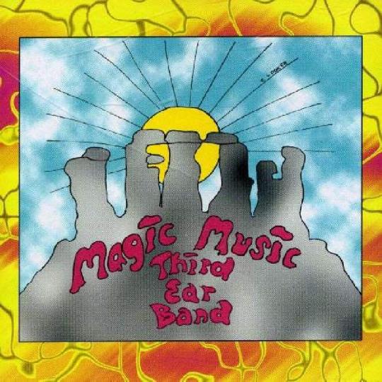 Third Ear Band. Magic Music. CD.