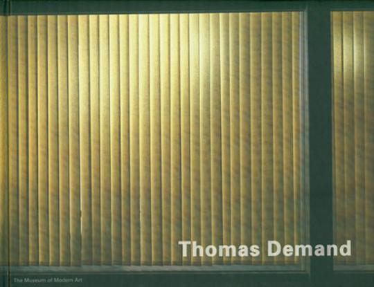 Thomas Demand.