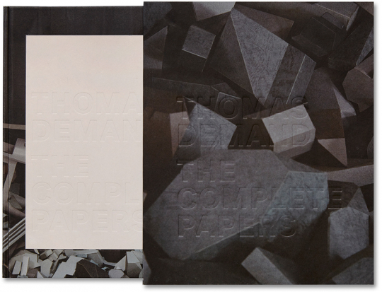 Thomas Demand. The Complete Papers. Signierte Ausgabe.